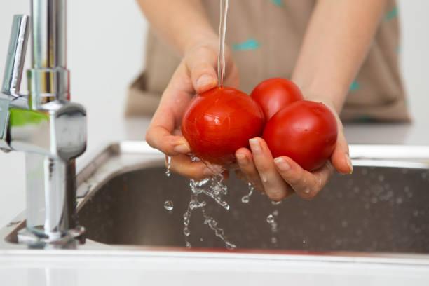 Pravilno pranje voća