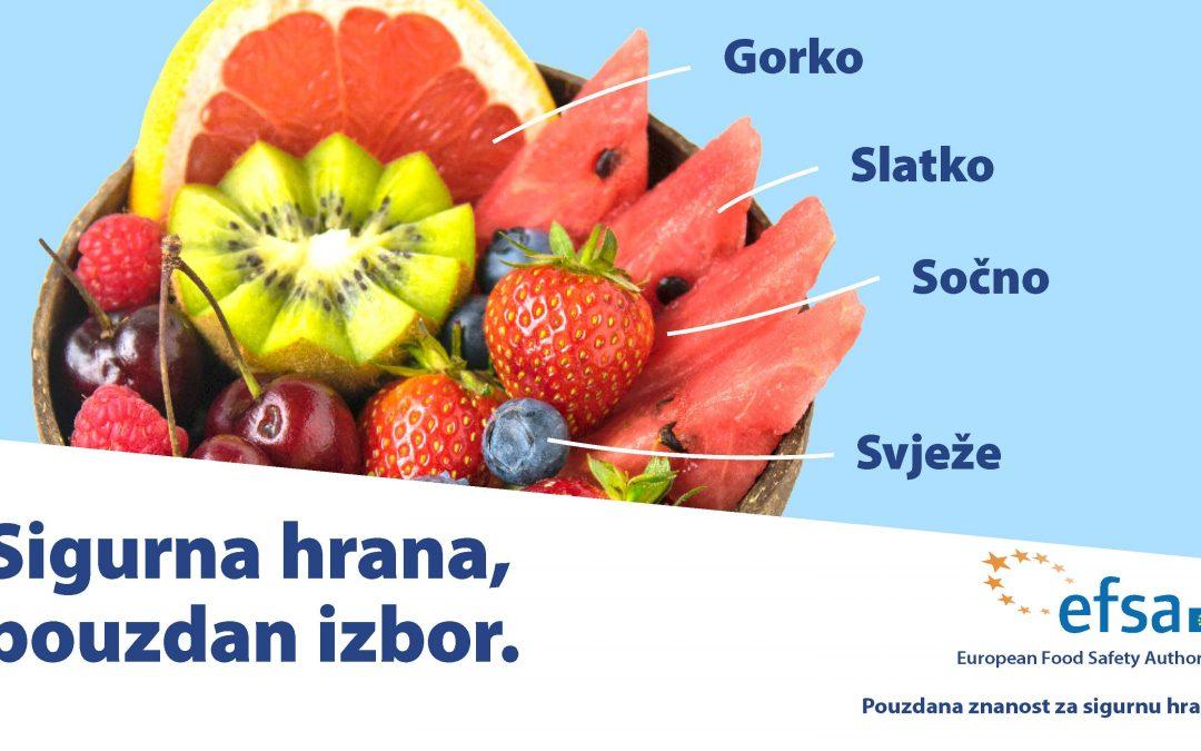Kampanja EU bira sigurnu hranu